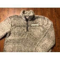 Sherpa Quarter Zip Pull Over